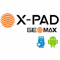 Программное обеспечение GeoMax X-Pad Ultimate Survey TPS Robotic